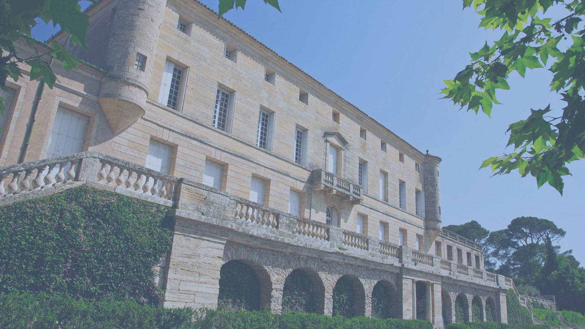 Domaine Lavagnac - Château fond bleu