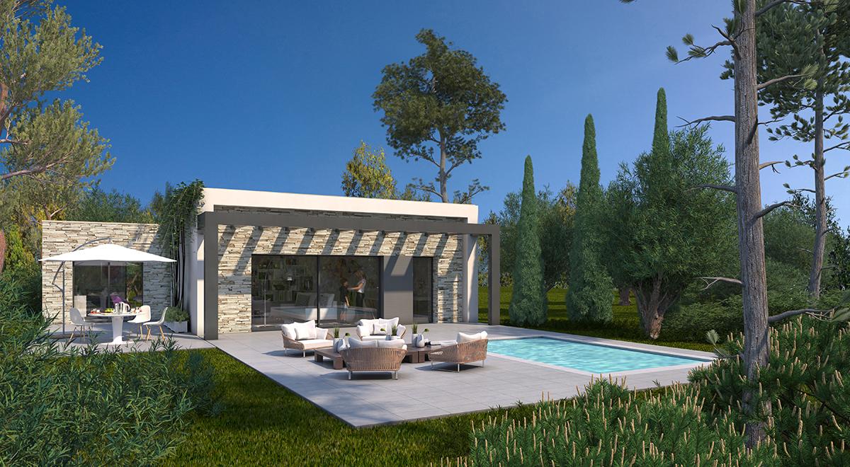 Domaine Lavagnac - Villa le Cocon