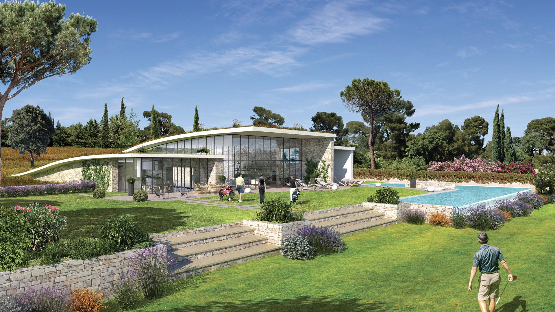 Domaine Lavagnac - Villas exception La Verrière