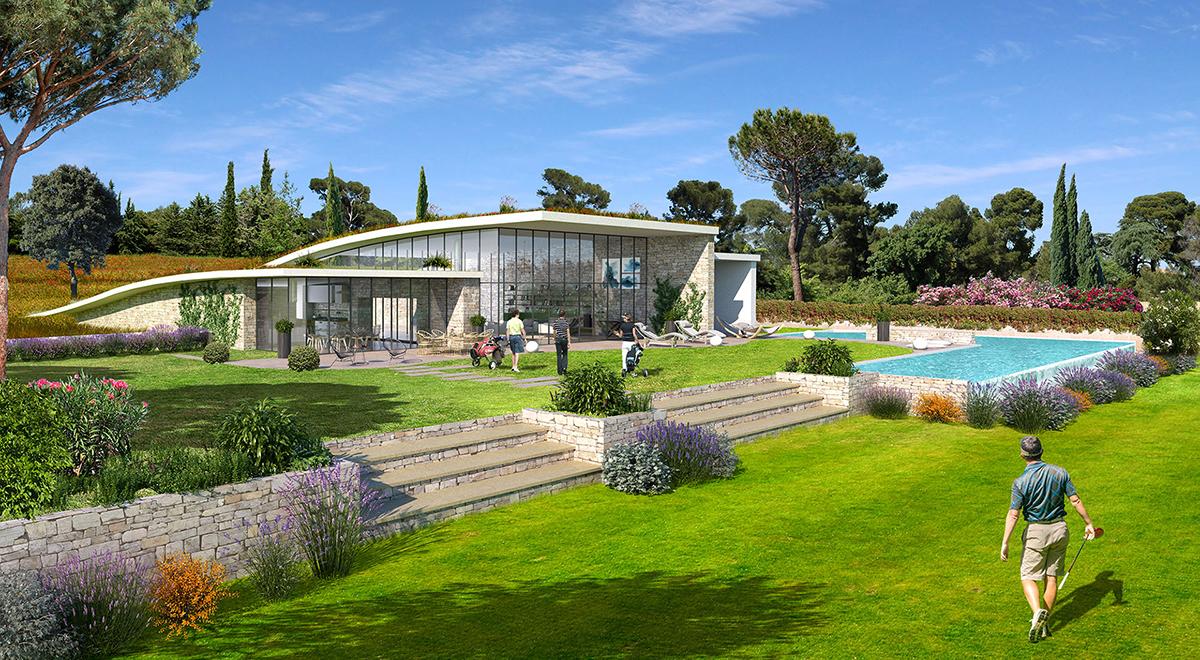 Domaine Lavagnac - Villas d'exception | la Verrière